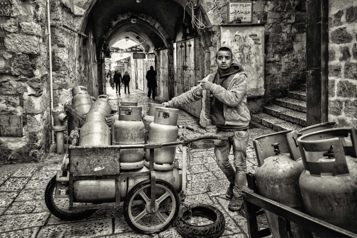 Faces of Jerusalem