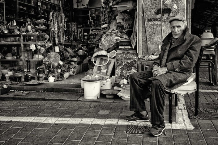 Faces of Jerusalem