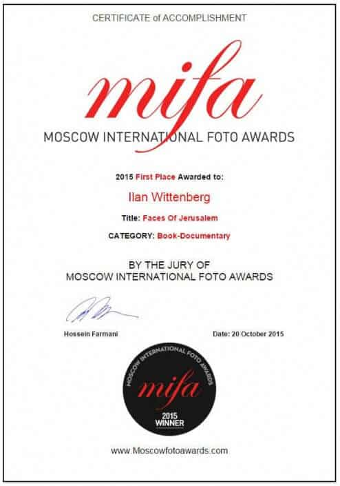 Moscow International Foto Awards mifa