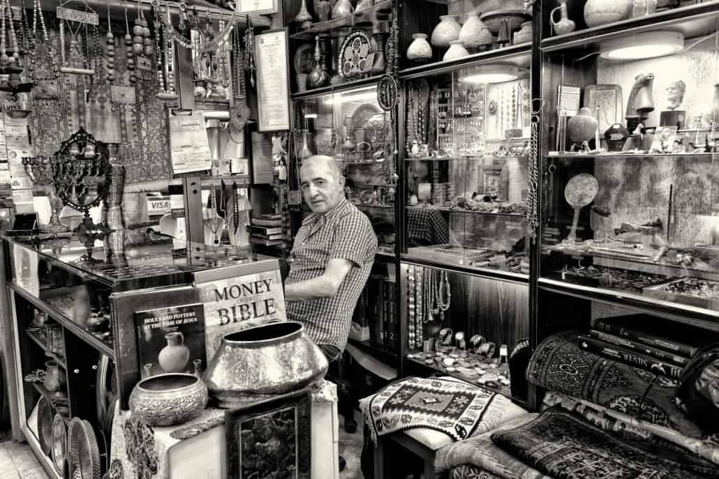 Faces of Jerusalem Photography