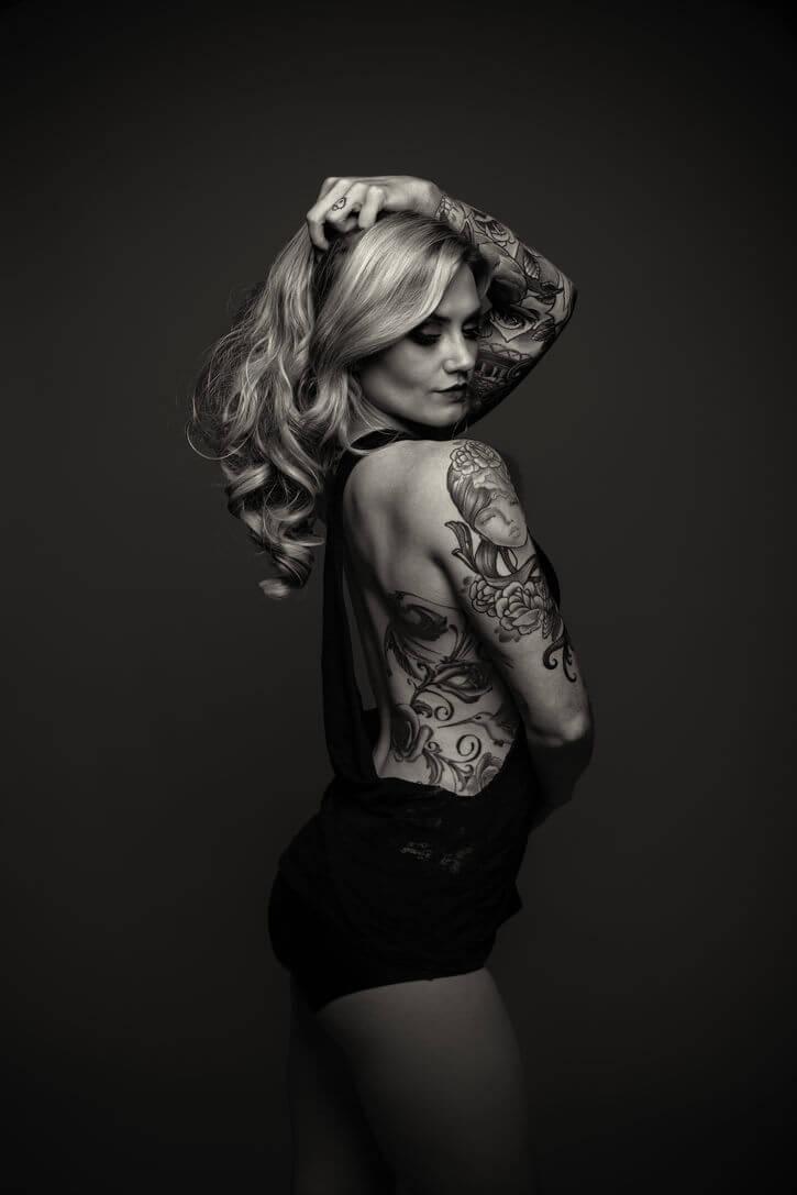 Tattoo Photographer Auckland