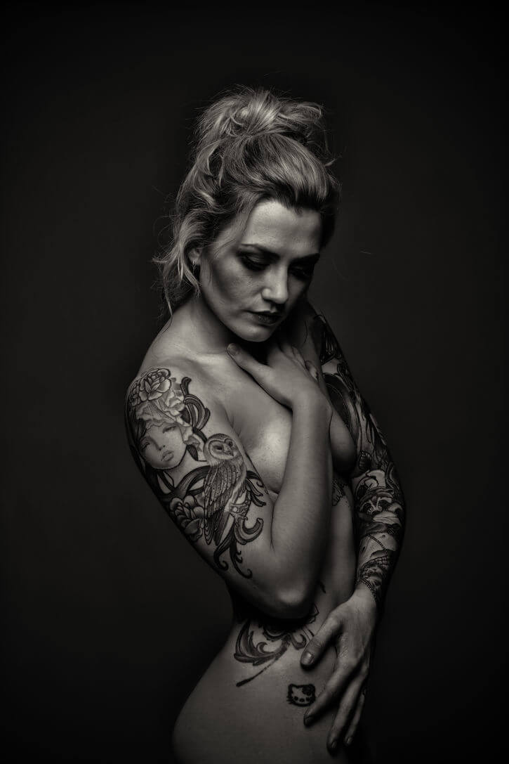 Tattoo Photographer Auckland
