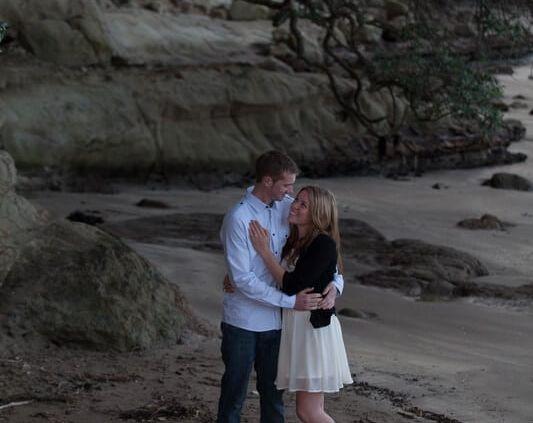 Engagement Photos - Auckland Wedding Photography