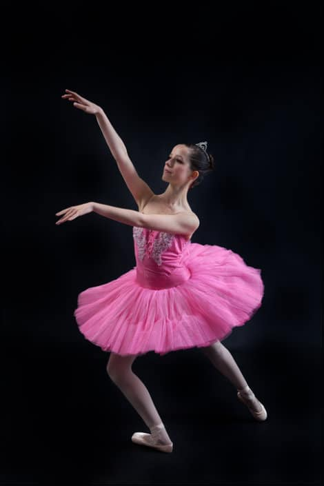 Ballet photographs - Auckland Photographer