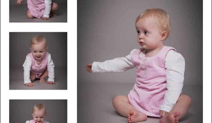 Baby photographer - Auckland studio
