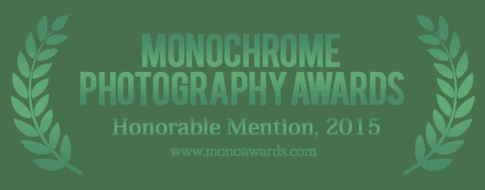 Monochrome Awards Portrait Honorable Mention
