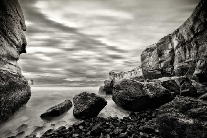 Tunnel Beach - Dunedin - Landscape photographer Auckland