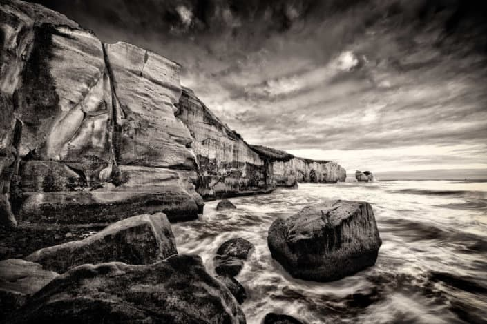 Tunnel Beach Dunedin - NZ Landscape Photography