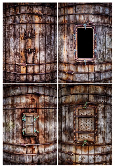 The Barrel © Ilan Wittenberg 2018 Limited Edition of 9 + 2AP