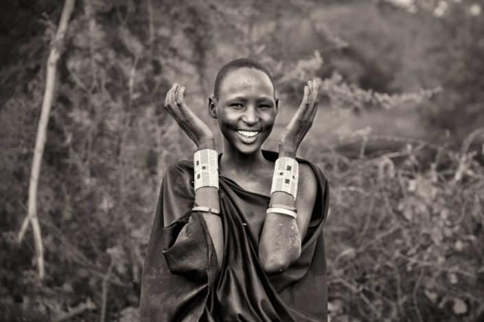 The Maasai People