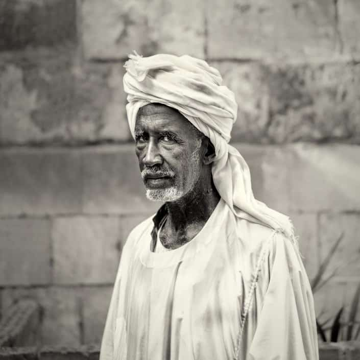 Faces of Cairo Egypt